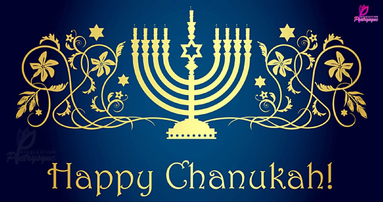Chanukah Eve: 1 Candle
