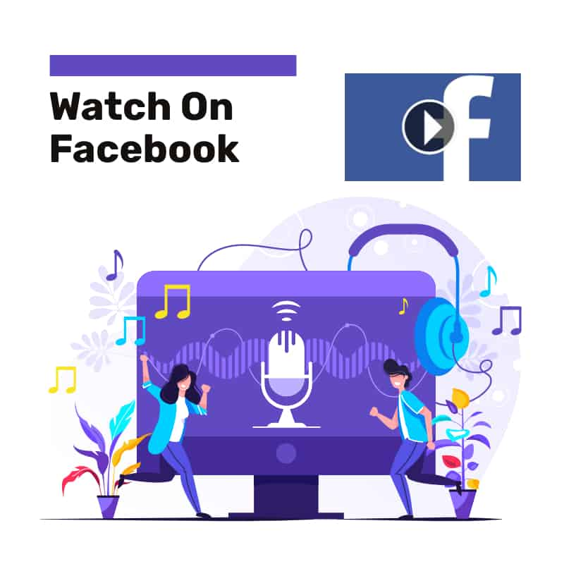 Facebook Thumbnail 1280x720 px - Square Graphic Post