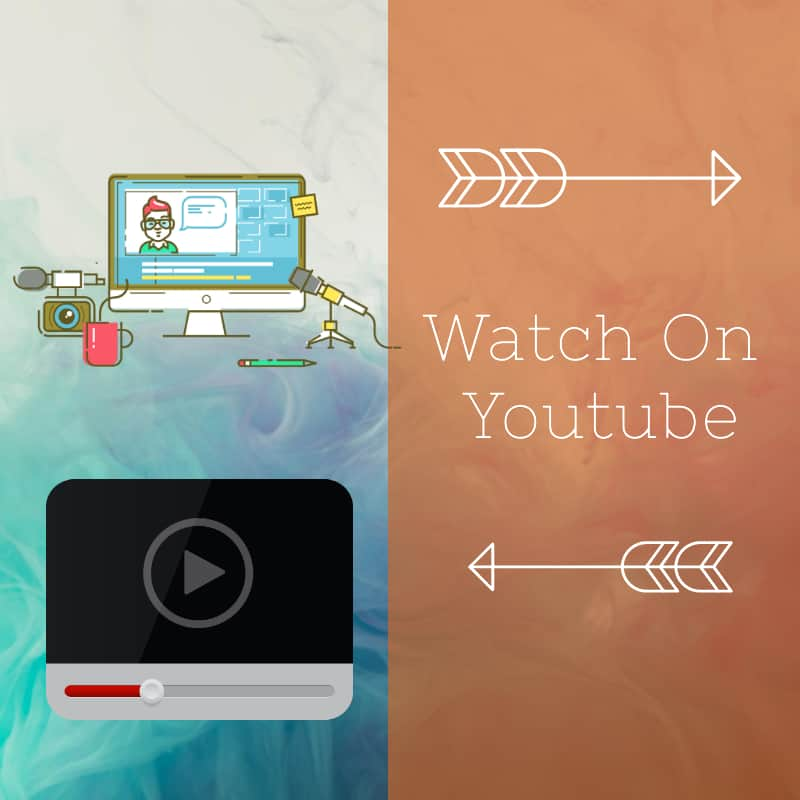 YouTube Thumbnail 1280x720 px - Square Graphic Post